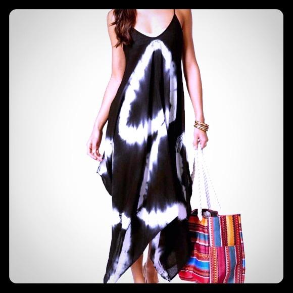 731ee0fdfc Raviya Dresses   Black White Maxi Dress   Poshmark